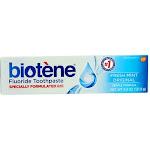 Biotene Fluoride Toothpaste, Fresh Mint Original, 4.3 oz