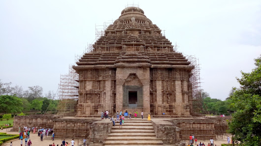History of Konark Sun Temple - A World Heritage Site | Voyager