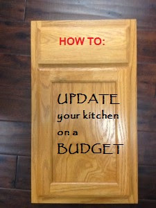 5 Ways to Update Your Cabinets on a Budget