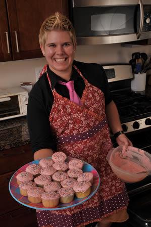 Lindsay Pecikon's cupcakes
