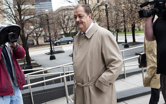 Blankenship Gets Year in Prison Over Mine-Safety Conspiracy