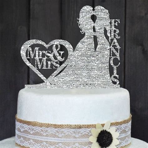 Best 25  Personalized wedding cake toppers ideas on
