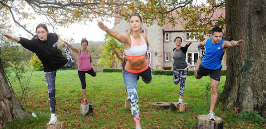 Fitness Boot Camps: The Key to Stay Healthy and Active - pushmindandbody