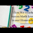 Saxon Math  - YouTube