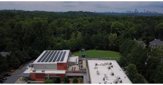 Cliff Valley Leads Area Schools In Solar Power