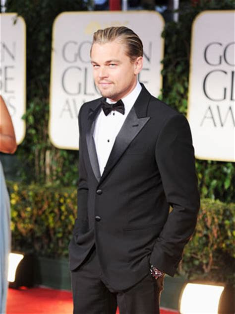 tuxedos   golden globe awards
