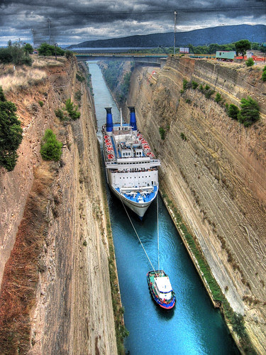 Corinthos channel
