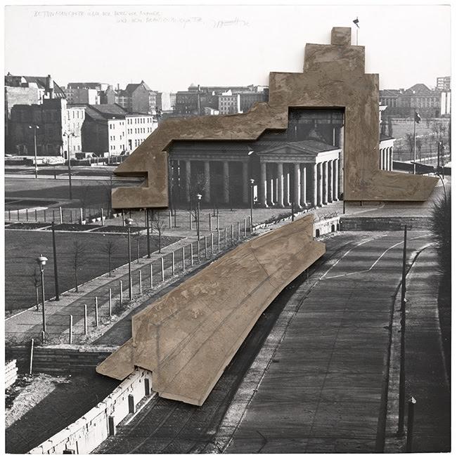 Vostell Concrete 1969 1973 Smart Museum Of Art