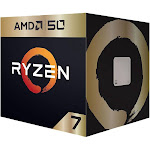 AMD Ryzen 7 2700X 3.7 GHz 8-Core Processor - 16 MB - Socket AM4