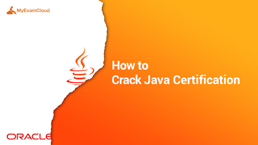 How to crack Java Certification - MyExamCloud