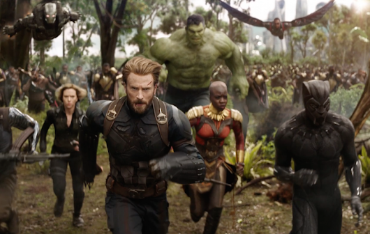 Review: 'Avengers: Infinity War' Is Everything Fans Wanted It To Be - SocialUnderground