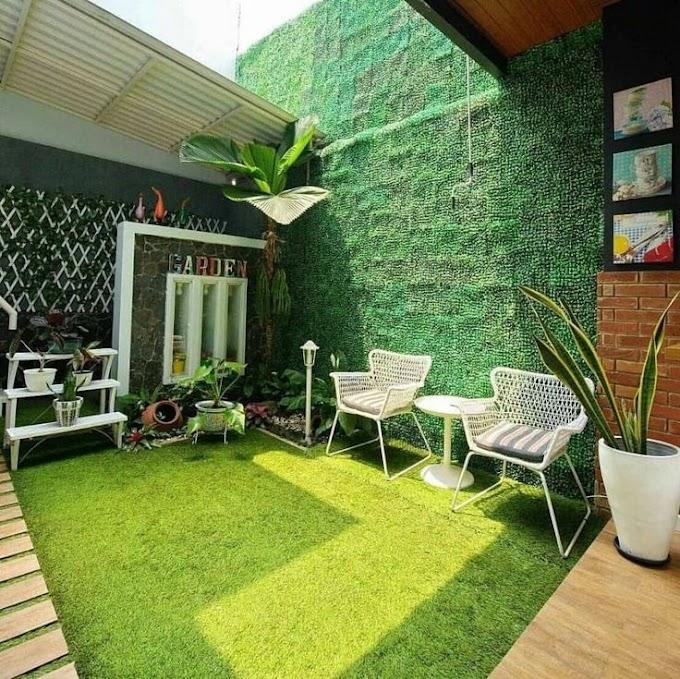 Denah Dapur Dan Taman Belakang   Ide Rumah Minimalis