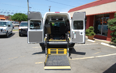 Ada Certified Wheelchair Accessible Vans And Mini Buses