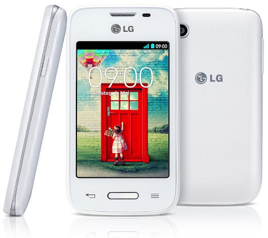 "LG L35 is a 3.2"" display entry level Droid"