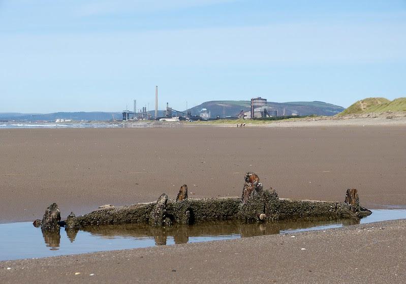 Shipwreck, Kenfig NNR