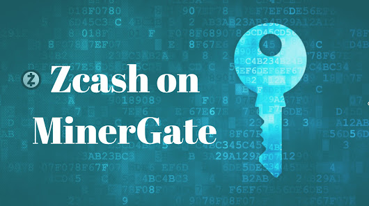 Zcash joining MinerGate - Official Minergate Blog