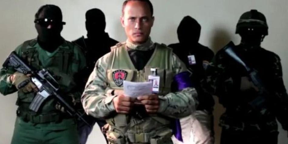 Resultado de imagen para Venezuela confirma la muerte del policía rebelde Óscar Pérez