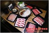 【台中•西屯】中科商圈內厚切美國安格斯牛肉吃到飽 - 紙鶴壽喜燒(鴛鴦鍋)