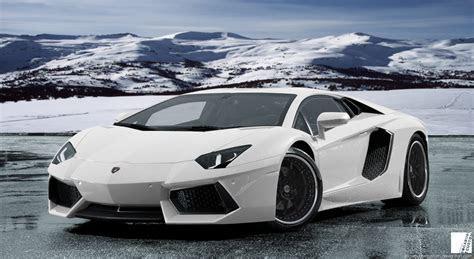 White Lamborghini Murcielago Wallpaper   image #378