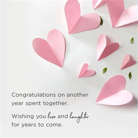 80 Heartfelt Happy Anniversary Messages with Images