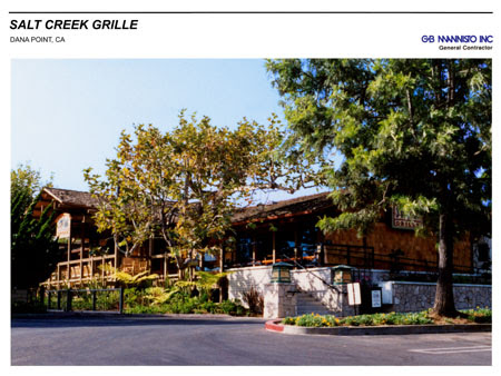 Salt Creek Grille, Dana Point, CA