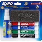 Expo Dry Erase Set - Accessory kit