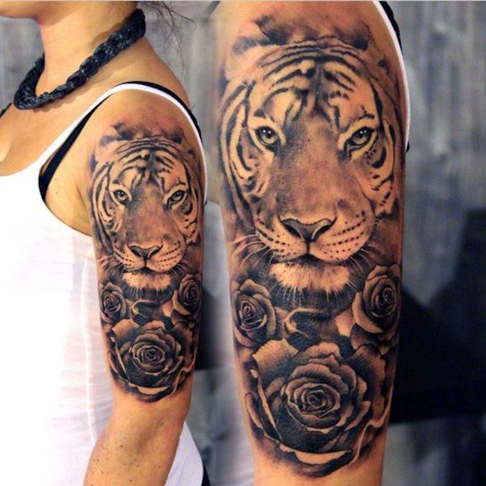 Tattoo mann schulter Top Concept