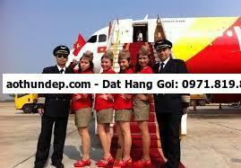 đồng phục phi công vietjet