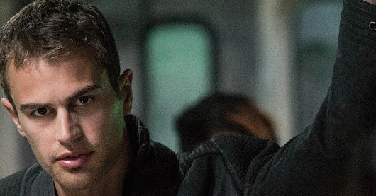 Love Four, Theo James's Sexy Divergent Character? Watch This Exclusive Video