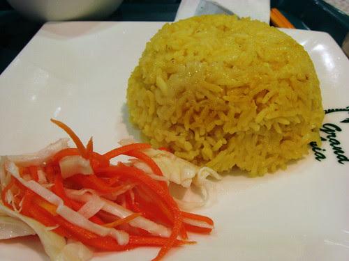 Haninese chicken rice