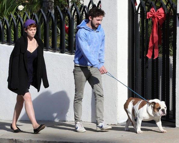 shia labeouf girlfriend. theafter cooling hershia labeouf And his girlfriend careyshia labeouf