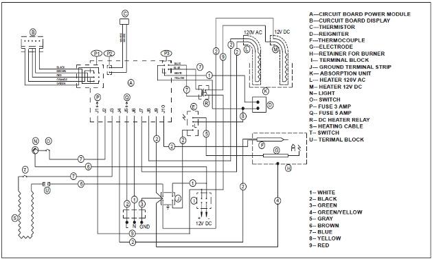 R Pod Wiring Diagram