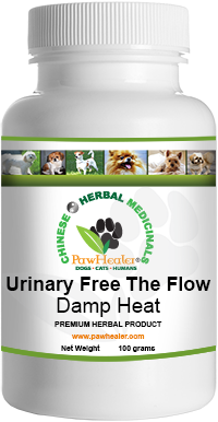 Urinary Free the Flow: Damp-Heat