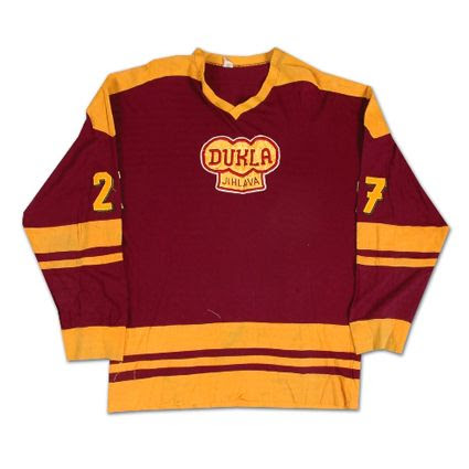 Dukla Jihlava 86-87 jersey, Dukla Jihlava 86-87 jersey