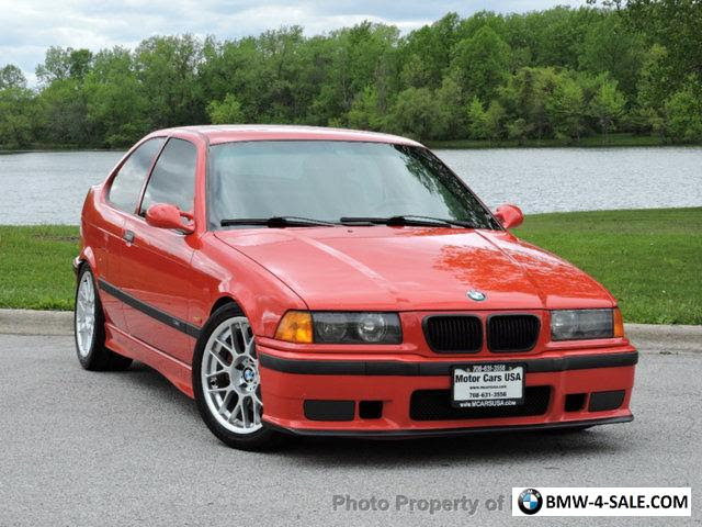Bmw M3 In Usa