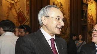L'ambaixador d'Espanya a Bèlgica, Ignacio Jesús Matellanes