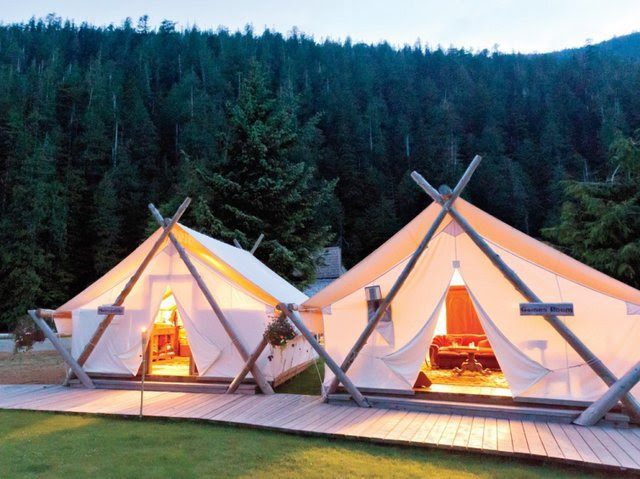 Clayoquot Wilderness Resort, Canada