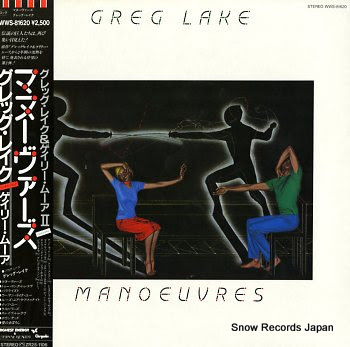 LAKE, GREG manoeuvres