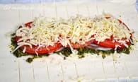 Pizza calzone 100% italienne : Etape 2