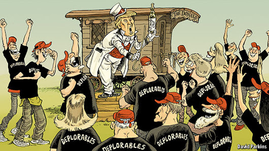 Lexington: Who's deplorable? | The Economist
