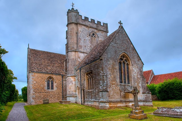 All Saint's, Lullington, Somerset