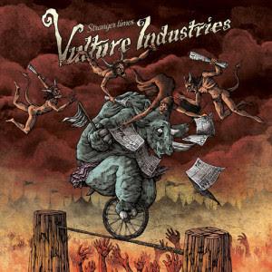 VULTURE INDUSTRIES с нова песен и подробности около предстоящия албум