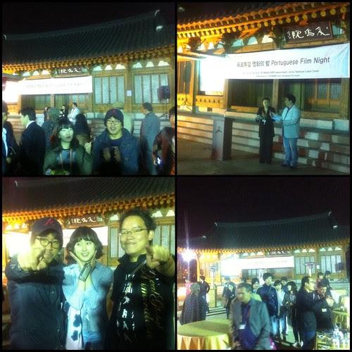 Portuguese Film Night at Jeonju Intl Film Fest 2011