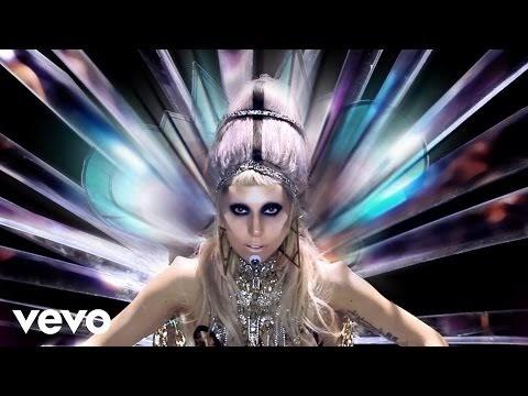 born this way, il nuovo video di lady gaga