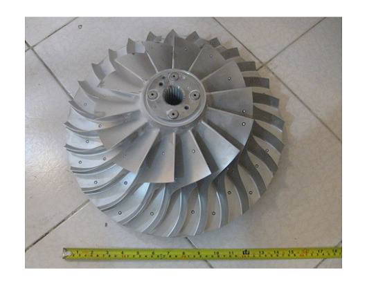 How to create a completed detailed 3D Model of Impeller