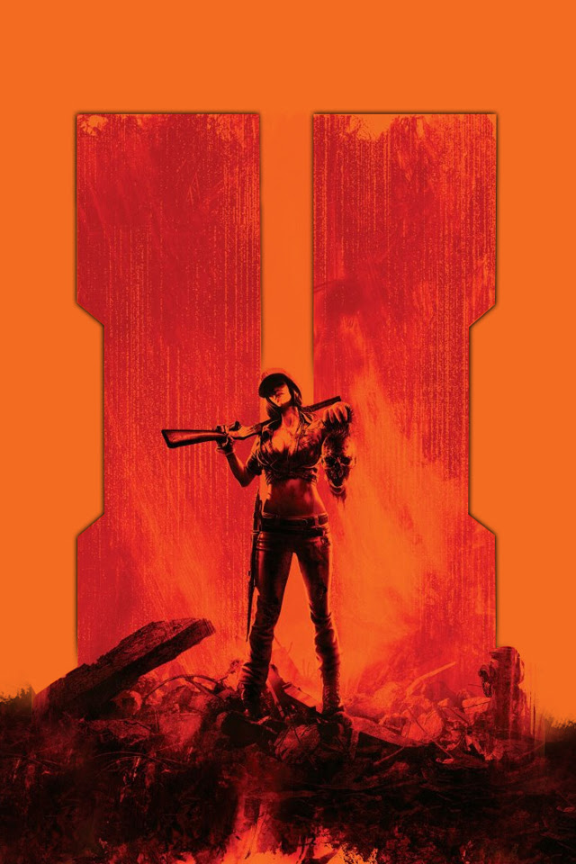 Call Of Duty Black Ops 2 HD iPhone 4S Wallpaper 6 » iPhone ...