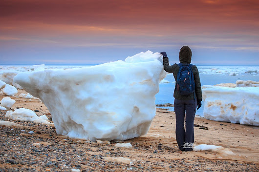 Human Size Cape Cod Icebergs 2018 on Cape Cod National Seashore | The Official Dapixara Blog - Cape Cod Photos