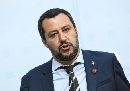 Il ministro Salvini © EPA