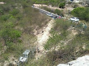 Veículo tem restrição de roubo no Ceará (Foto: Divulgação/PM)