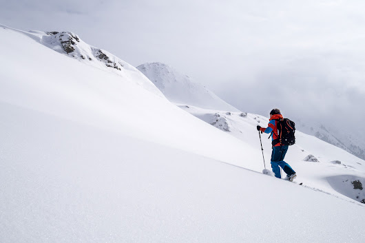 Mach's noch einmal – Skitouring Tirol Vol.2 | Out of Office. OOO YEAH!